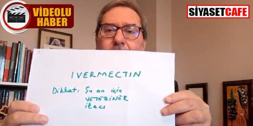 Gazeteci Ardan Zentürk açıkladı: Avustralya ilacı buldu!