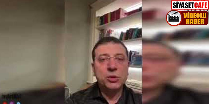 İmamoğlu'ndan sokağa çıkma yasağı açıklaması: Haberimiz yoktu...