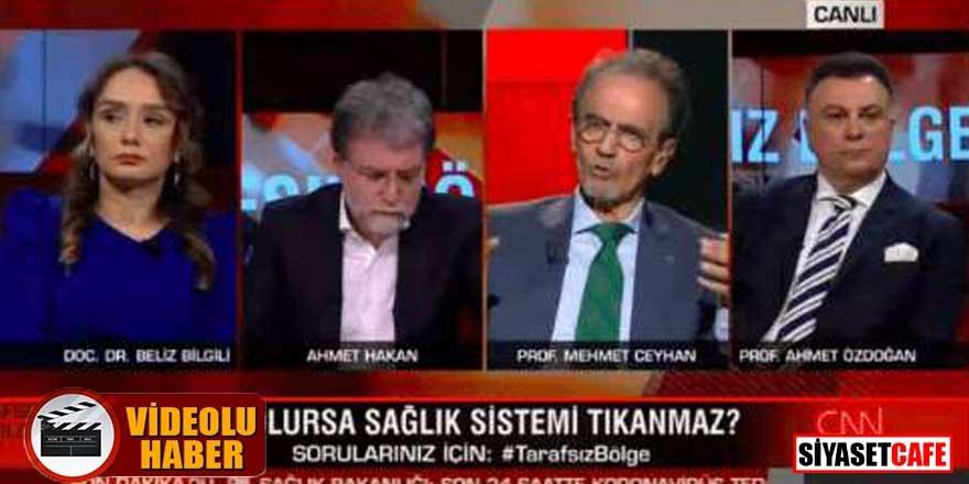 """Prof. Dr. Mehmet Ceyhan: """"Türkiye 10 gün sonra pik noktaya ulaşacak"""""""