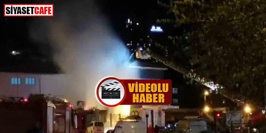 Maltepe'de patlama sesleri!