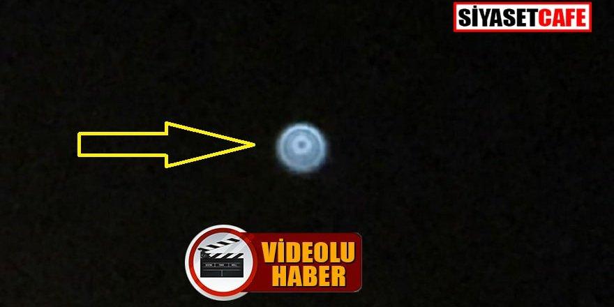 Manisa'da ufo heyecanı!