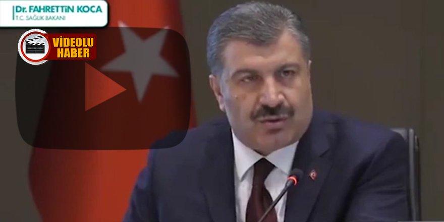 'Türkiye ölümleri gizliyor' iddiasına Bakan Koca'dan net yanıt!