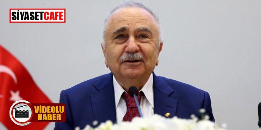 Eski İBB Başkanı Bedrettin Dalan'dan 23 Nisan kutlaması