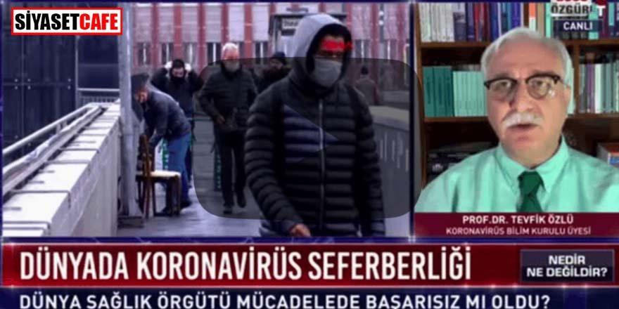 Bilim Kurulu üyesi Prof. Dr. Tevfik Özlü'den sevindiren korona açıklaması! Tarih verdi