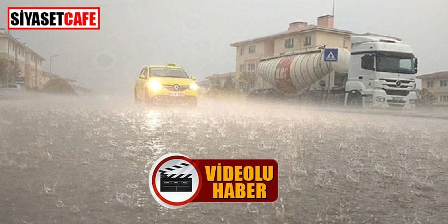 Edirne'de gök delindi