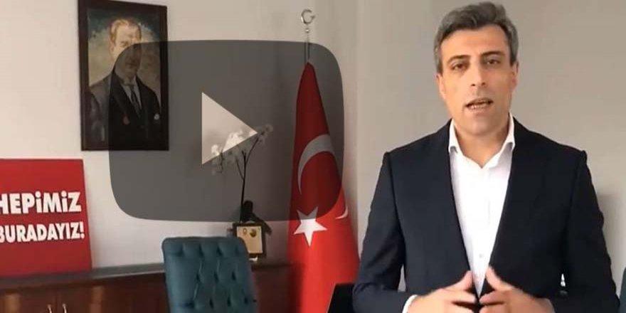 Öztürk Yılmaz:Erdoğan krizi fırsata çevirmek istiyor