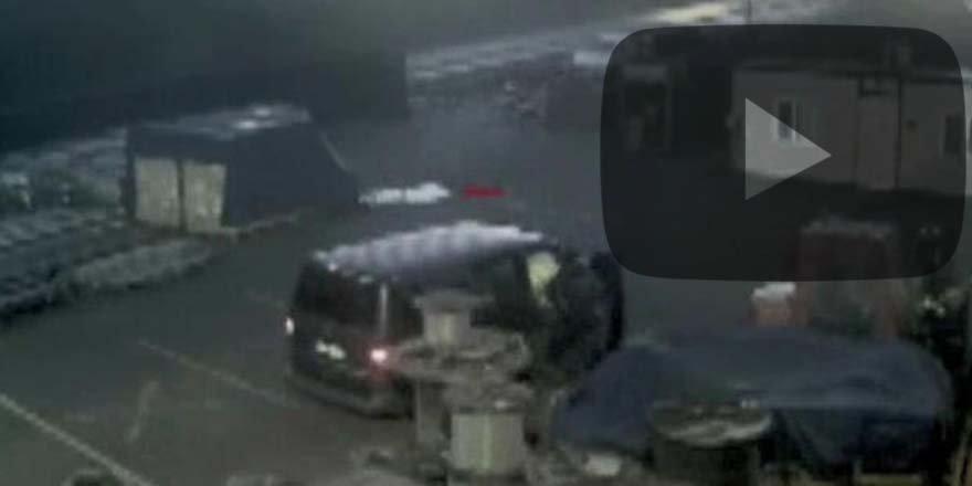 Pandemi hastanesini soymaya çalışan hırsızlara, polisten film gibi operasyon