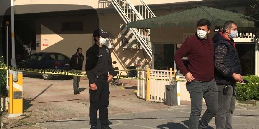 İstanbul'da dehşet! Tartıştığı güvenlik görevlisine kurşun yağdırdı