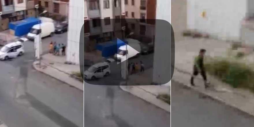 İstanbul'da dehşet! Ekmek dağıtan fırıncıları vurdu!