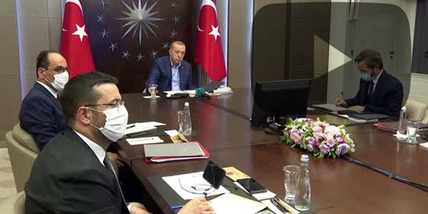 Erdoğan'dan AK Parti il teşkilatına çağrı: Yeni bir gönül seferberliği başlatıyoruz