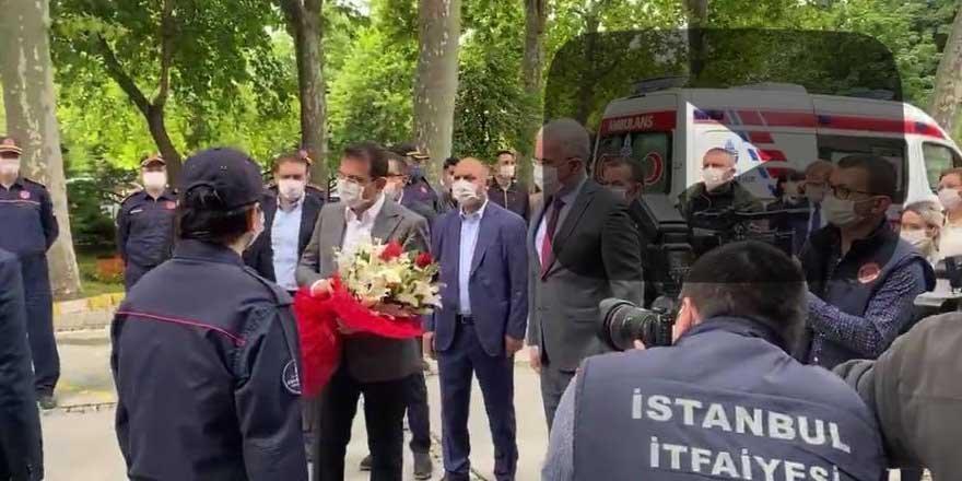 İmamoğlu'ndan 'devlet başkanlığı' provası