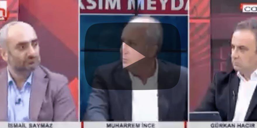 CHP'li Muharrem İnce'den Erdoğan'a skandal benzetme