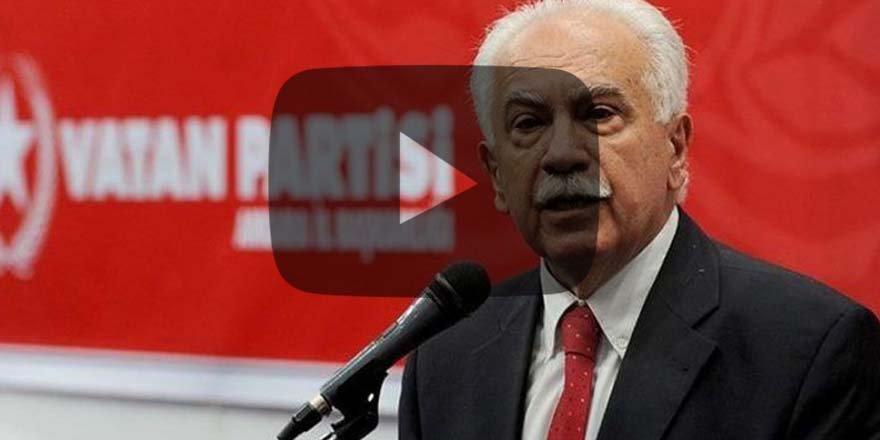 Perinçek: HDP kapatılsın! Kürtlerden 'oh' sesi duyacağız
