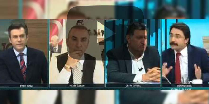 Osman Erbil'den Kılıçdaroğlu'na Demirtaş yanıtı