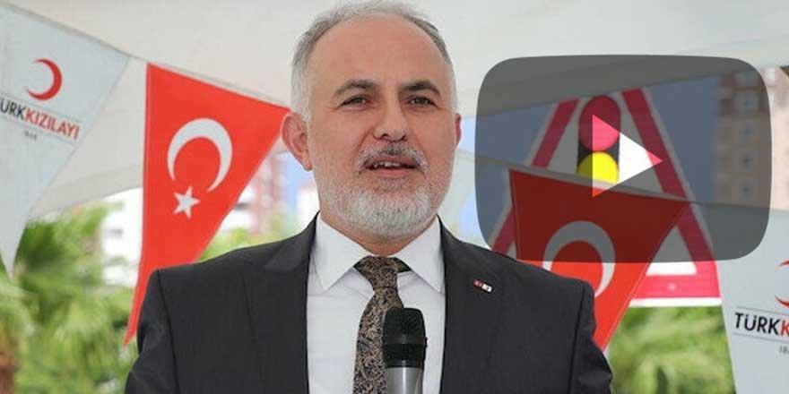 Kızılay Başkanı uyardı: Deprem fırtınasına benziyor, kerpiç evlere girmeyin!