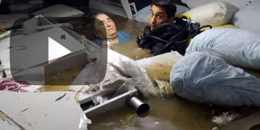 Adana'da hastane bodrumunda engelli hastanın ölüm kalım savaşı