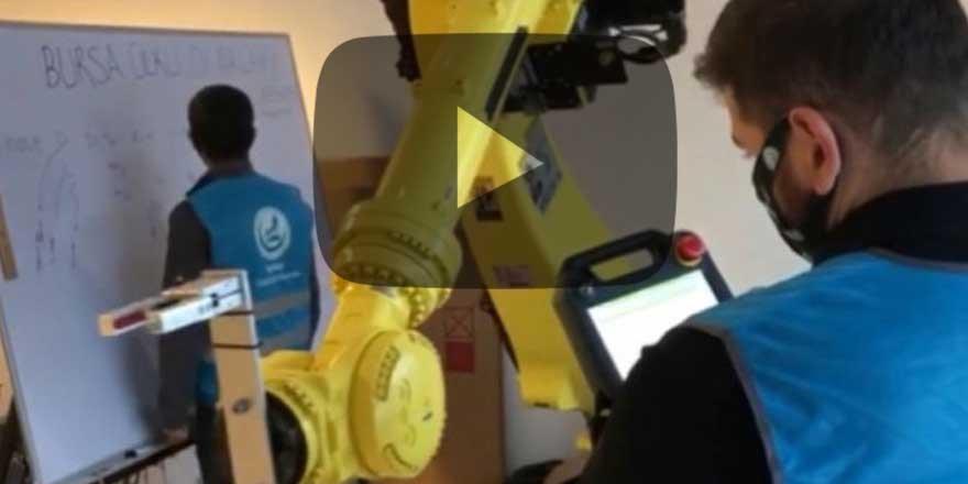 Bursa Ülkü Ocakları yerli ve milli robot için harekete geçti