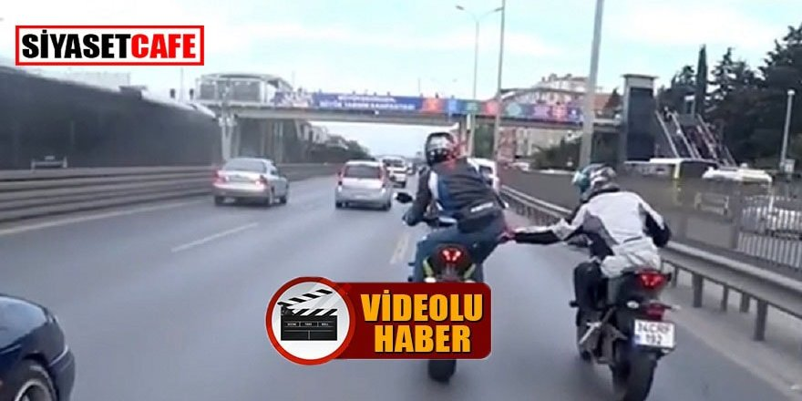 Motosiklet magandaları 5 bin TL. ceza ile kurtuldu