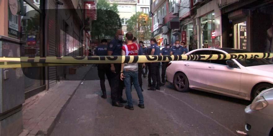 Kağıthane'de dehşet: Silahlı saldırı! Yaralılar var
