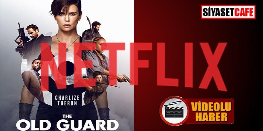 Charlize Theron'un filmi 10 Temmuz'da Netflix'de