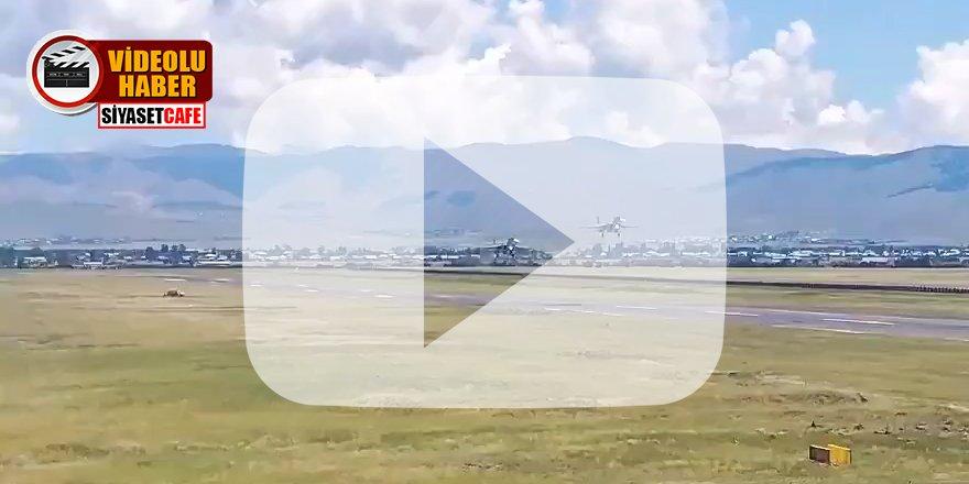 Ermenistan, Azerbaycan'a karşı Rus uçaklarını kaldırdı