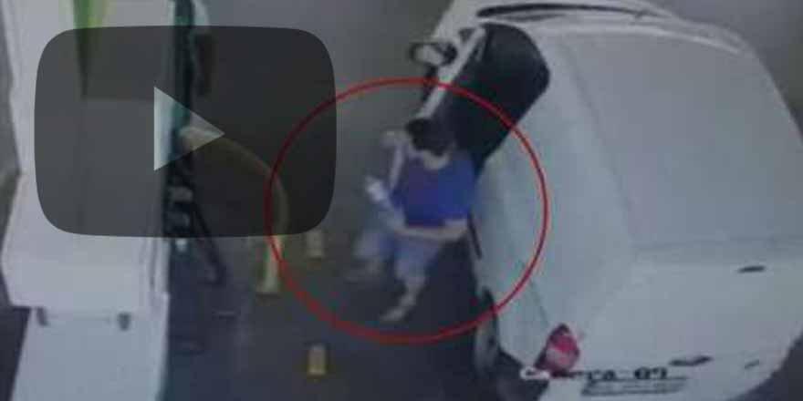 İşte Pınar Gültekin'i öldüren Cemal Metin Avcı'nın pet şişeyle benzin aldığı görüntüler!