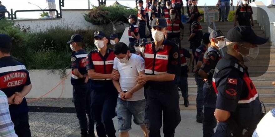 Pınar Gültekin'in katili Cemal Metin Avcı, adliyeye böyle getirildi