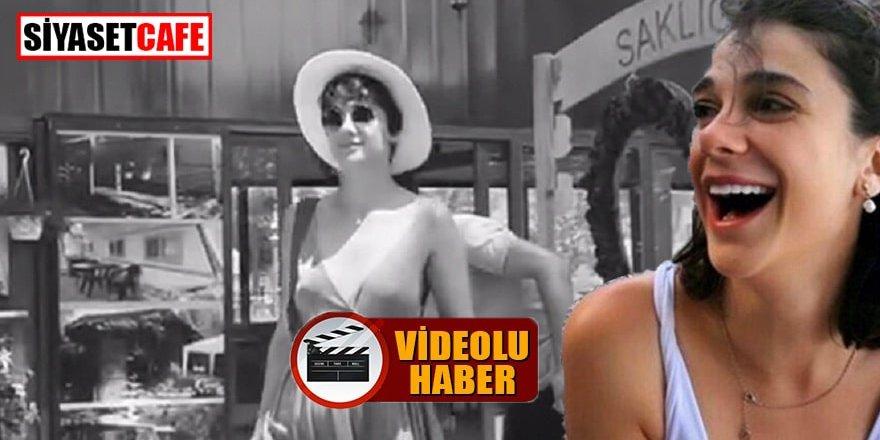 Cinayet kurbanı Pınar Gültekin'in tanıtım filmi ortaya çıktı