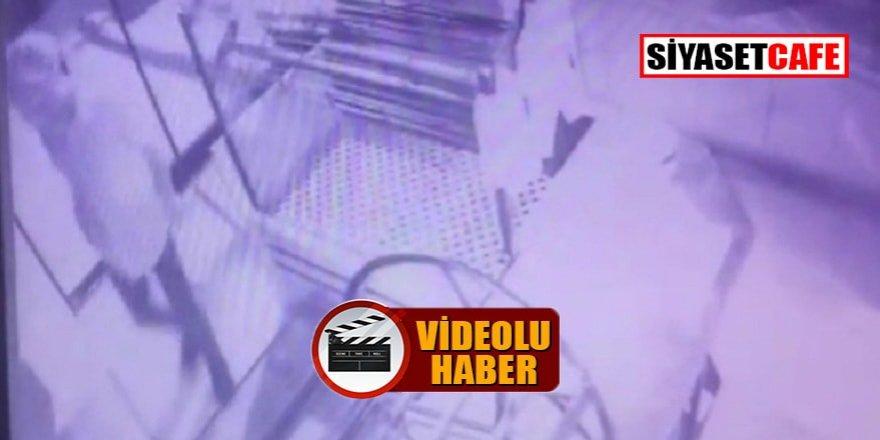 Hijyenik hırsız Bursa'da iş başında