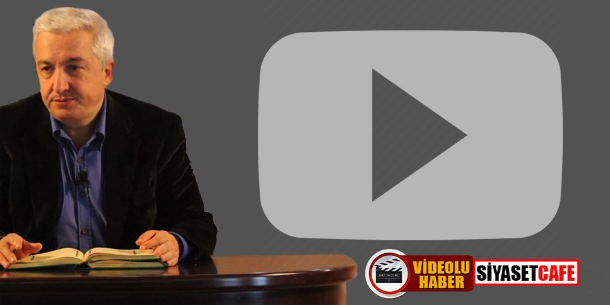 Mehmet Okuyan, din satanlar ile din anlatanlar arasındaki farkı anlatıyor