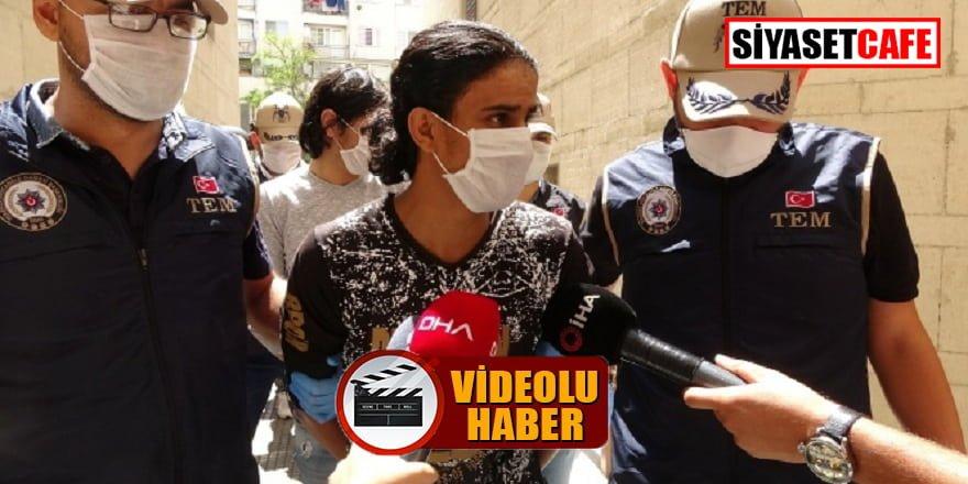 Bursa'da yakalanan canlı bomba tutuklandı