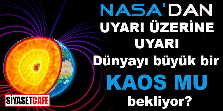 NASA'dan acil kodu ile uyarı üzerine uyarı geliyor.
