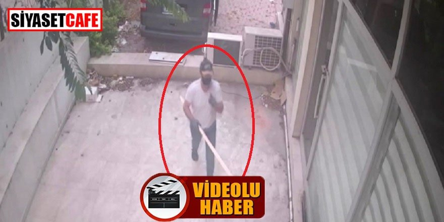 300 bin TL.'lik kuruyemiş soygunu kamerada