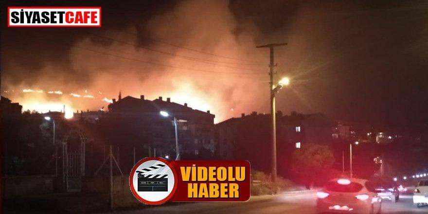 Yalova'da çıkan yangın kısa zamanda kontrol altına alındı