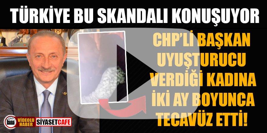 CHP'li Başkan kendisinden iş isteyen kadına tecavüz etti