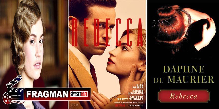 Netflix, yeni filmi Rebecca'nın fragmanını yayınladı.