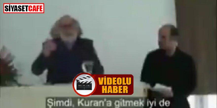 """İlahiyatçı Profesör İlhami Güler: """"Kuran 1400 sene önceki adama hitap ediyor"""""""