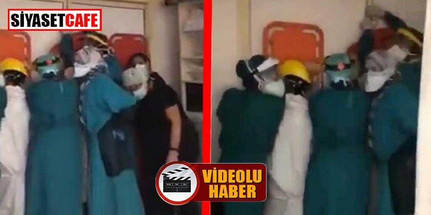 Sağlıkçılara şiddete soruşturma başlatıldı