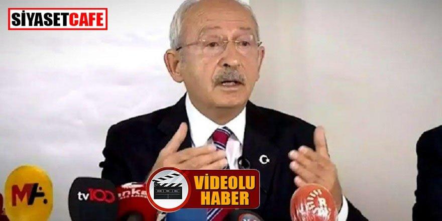 """Kılıçdaroğlu'nun paylaşım rekoru kıran """"kağıt oyunu"""" videosu"""