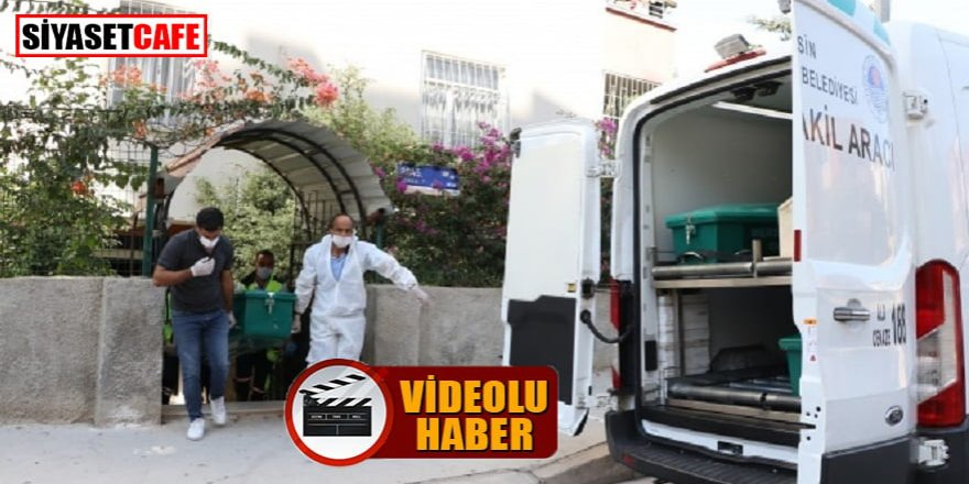Mersin'de bir kadın vahşi şekilde öldürüldü
