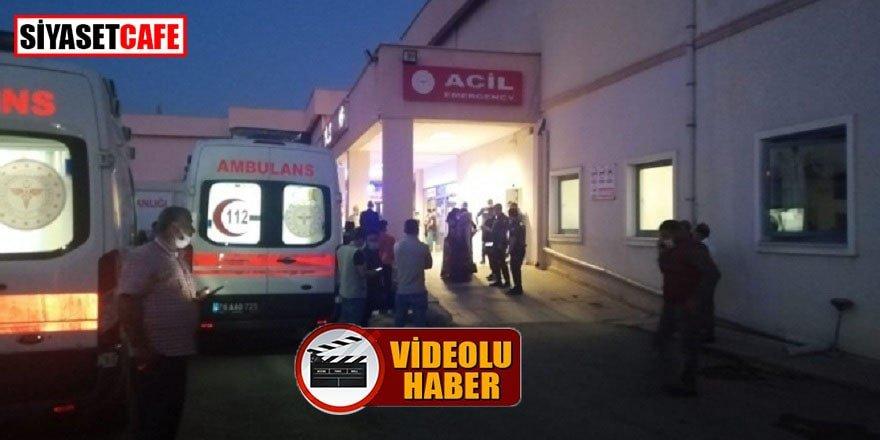 Iğdır'da iki aile birbirine girdi: 9 yaralı!