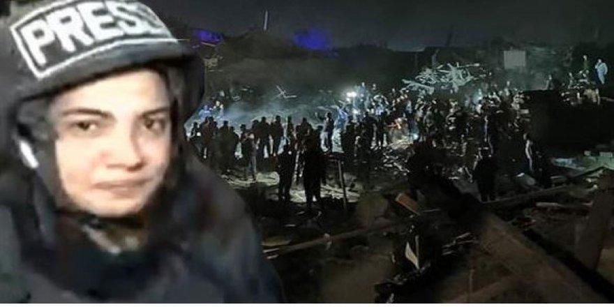 Gence saldırısında CNN muhabiri Fulya Öztürk'ün ağlatan sözleri