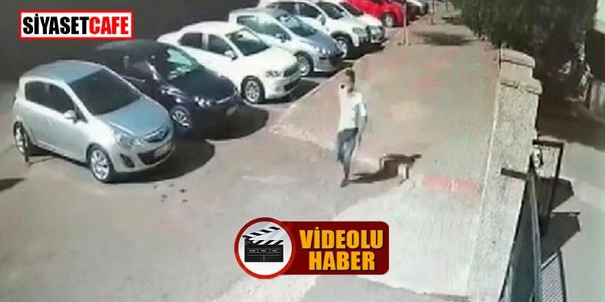 İl emniyet müdürü devreye girdi, telefon hırsızı yakalandı