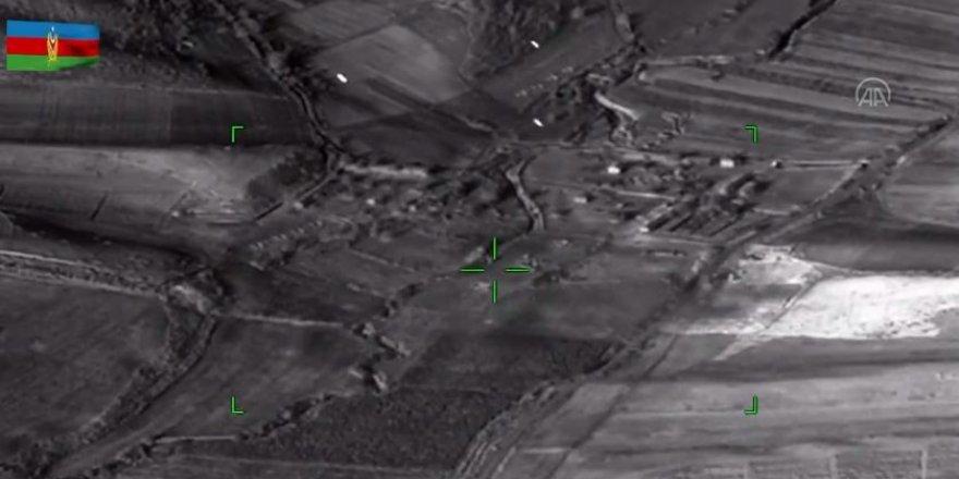 Azerbaycan Ermenistan'ın 2 cephaneliğini havaya uçurdu