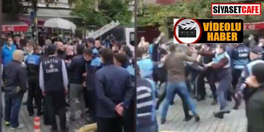 AK Parti ve CHP belediyelerinden meydan kavgası
