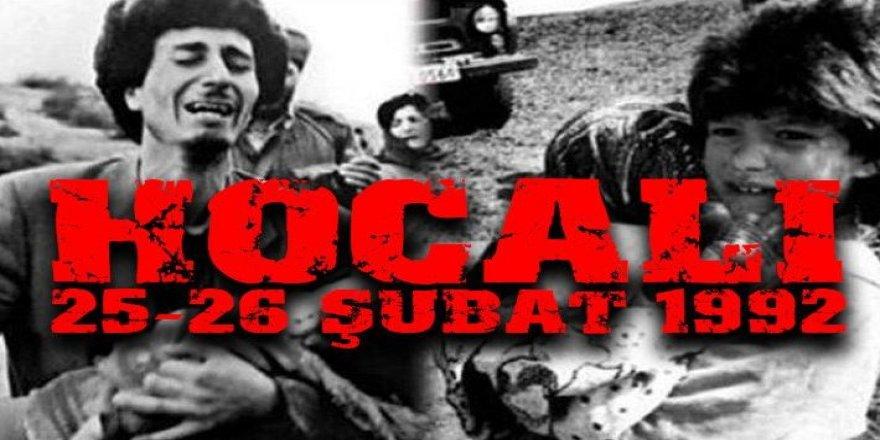 Azerbaycan Ordusu 28 yıl sonra Hocalı'ya ayak bastı