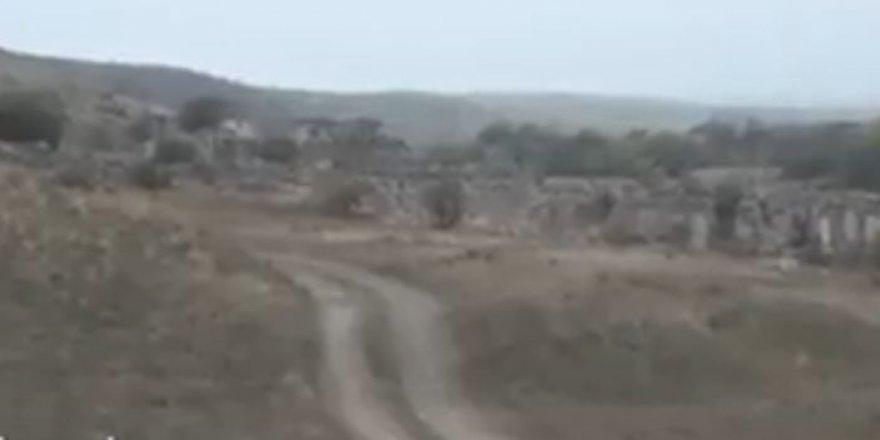 İşte Azerbaycan'ın işgalden kurtardığı yerlerin görüntüleri