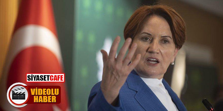 Akşener'den Özdağ'ın 'HDP iddiasına' yanıt!