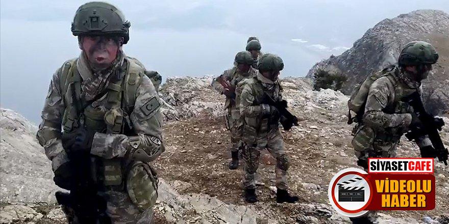MSB'den Azerbaycan ordusu için tüyleri diken diken eden video