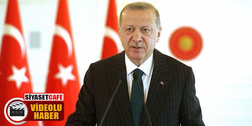 Erdoğan: Bizim Sünnilik, Şiilik diye bir dinimiz yok, Bizim dinimiz İslam'dır